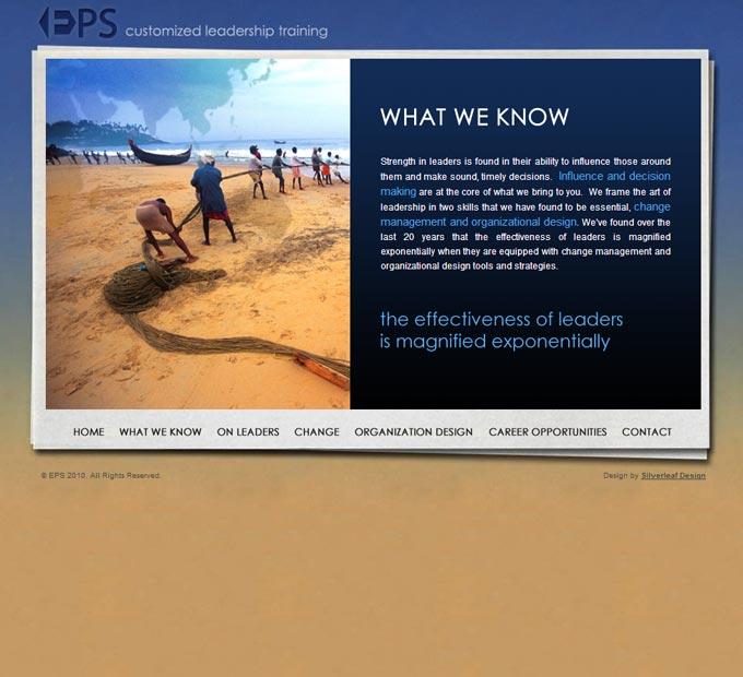 EPS Customized Leadership Training