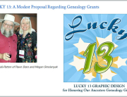 Lucky 13 Graphic Design