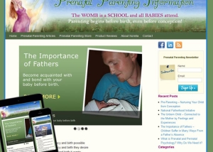 Prenatal Parenting Information - Home Page