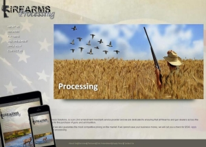 Firearms Processing - Home Page