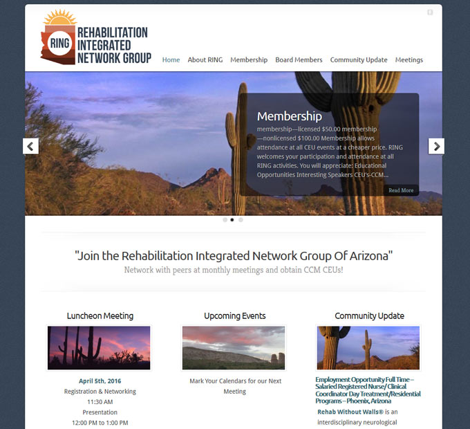 Rehabilitation Insurance Nurses Group of Arizona