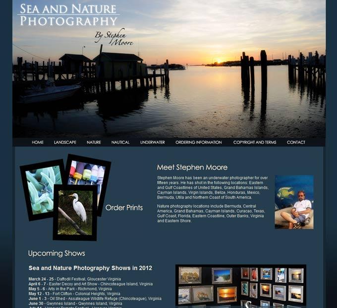 Sea & Nature Photography