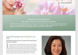 Bella Mia Medical Aesthetics Home Page